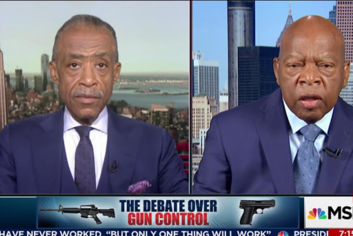 One on one with Congressman John Lewis