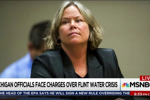 More manslaughter charges in Flint water case
