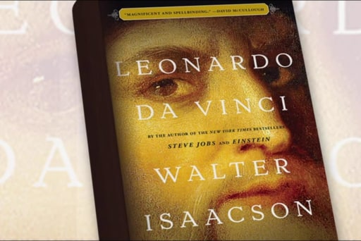 Isaacson uncovers the genius of Leonardo...