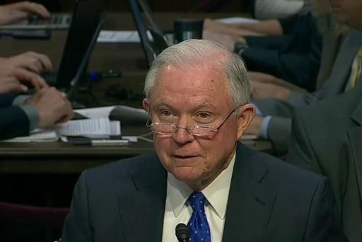 Sessions changes story on Russian contacts