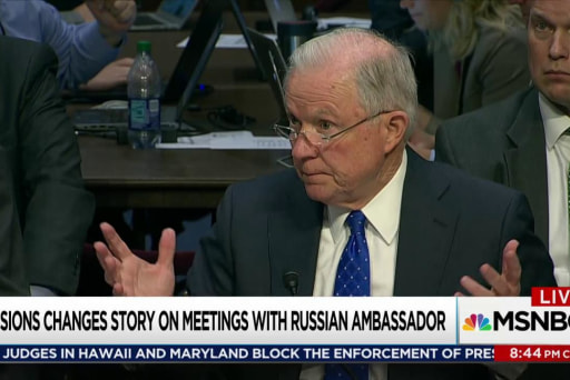 Sessions reveals no plan to protect elections