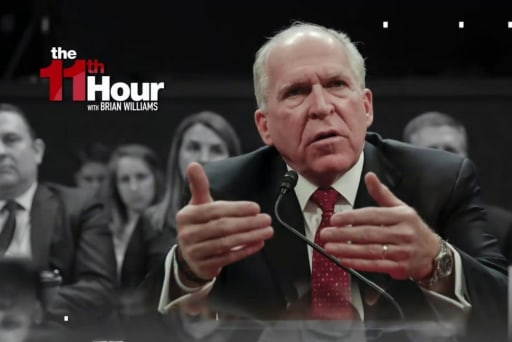 Fmr. CIA boss Brennan: World may wonder if...