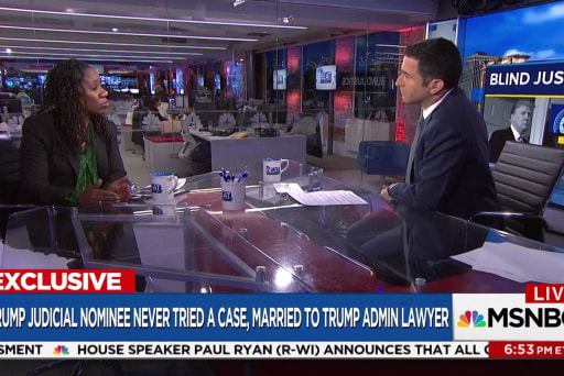 Trump's judiciary picks raise alarms