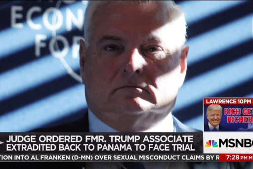 Echoes of Trump in corrupt former Panama president Martinelli