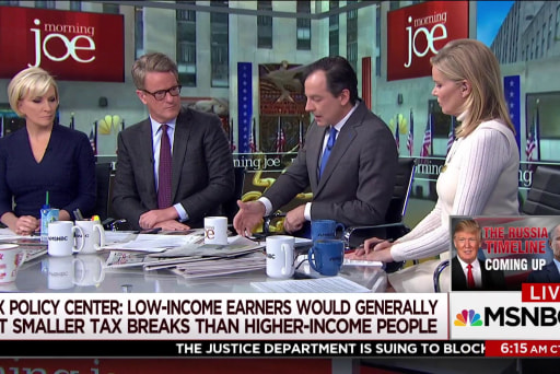 Is GOP losing the messaging game on tax cuts?