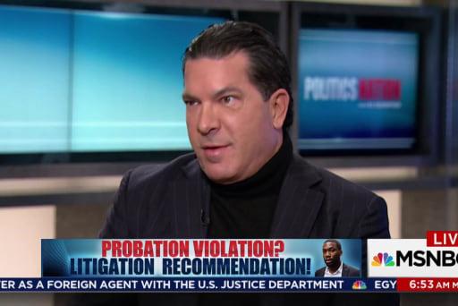 Probation violation? Ligation recommendation!