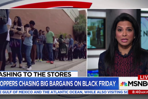 Analyzing this year's Black Friday trends