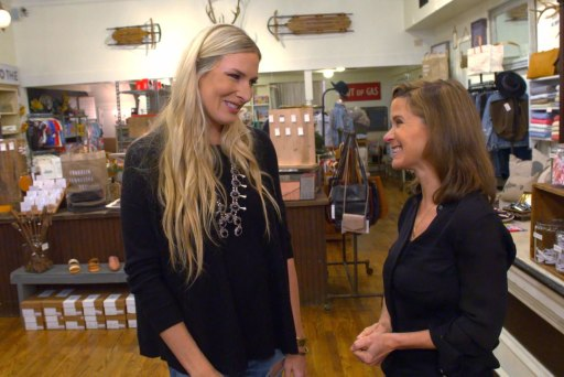 Holly Williams: A country music star...