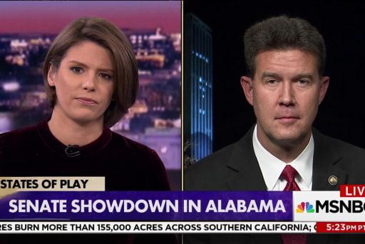 "Alabama Secretary of State: ""My vote has..."