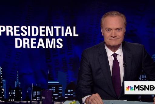 Lawrence: Trump gives Republicans presidential dreams