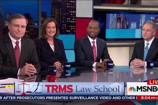 TRMS Law School: What if Trump pardons Flynn?