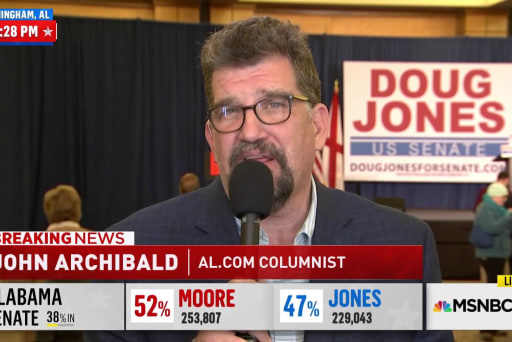 Archibald: 'Roy Moore does not like to serve in government'