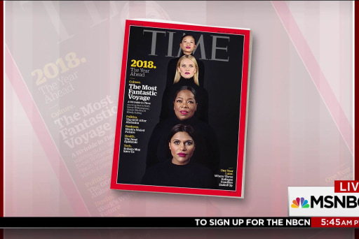 Time points to what's ahead in new 2018 issue