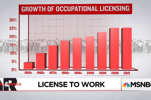 License to Work: Excessive or Essential?