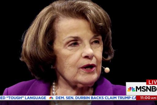 Sen. Feinstein praised for releasing key Russiagate info