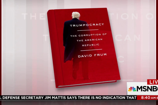 David Frum on Trump, why GOP will stay loyal to him