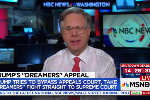 Williams: Odds of success on ending DACA low, not impossible