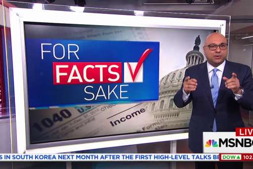 For Facts Sake: Benefits of Trump's tax law