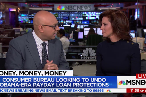Velshi & Ruhle react to the markets and tax cut loopholes