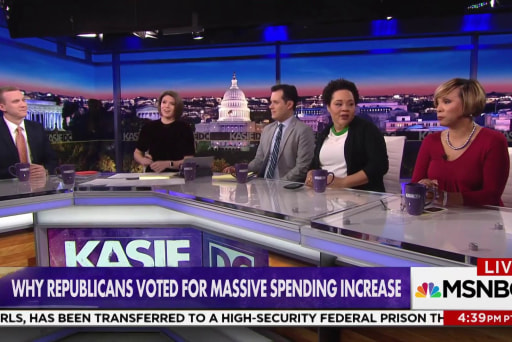 Panel: Has the GOP shown 'intellectual dishonesty' with budget deal?
