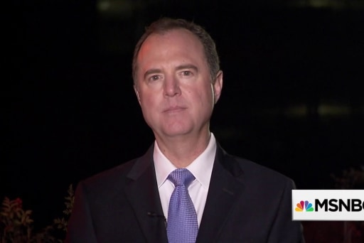 Schiff: Manafort love letter to Trump: Please give me a pardon