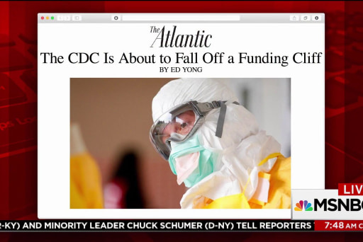 What CDC cuts could mean at home and abroad