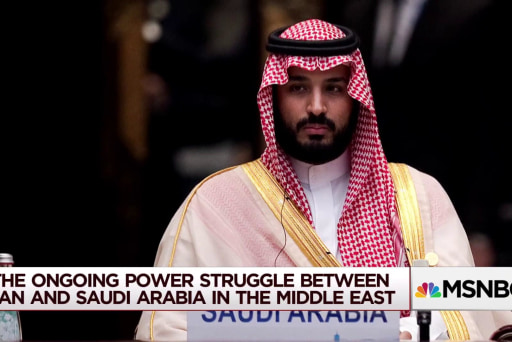 PBS examines feud between Iran, Saudi Arabia