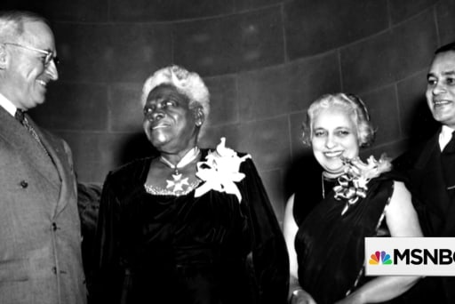 Mary McLeod Bethune statue to replace Confederate general