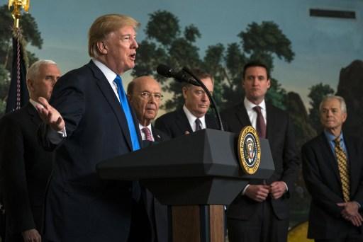 Trump slaps China with nearly $50 billion in new tariffs