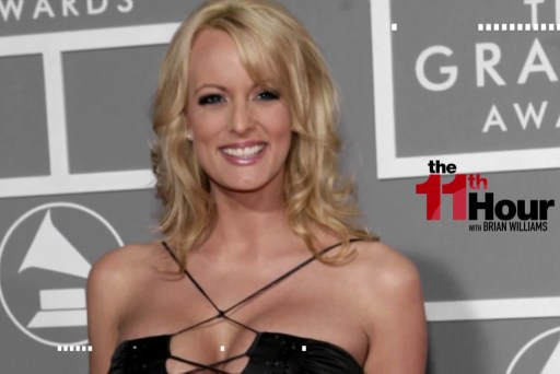 Trump claims porn star Stormy Daniels owes him $20 million