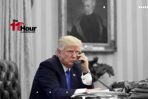 Trump furious over leaks of call with Putin