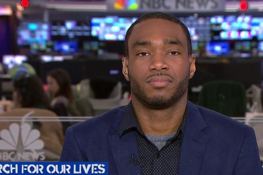 'Any March For Our Lives Must Include Kids Like Trayvon Martin'