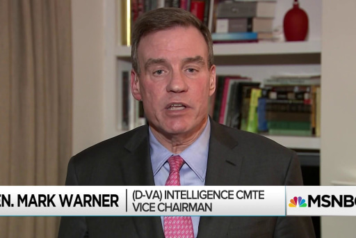 Warner: 'A lot more stories to be told' from Cambridge Analytica
