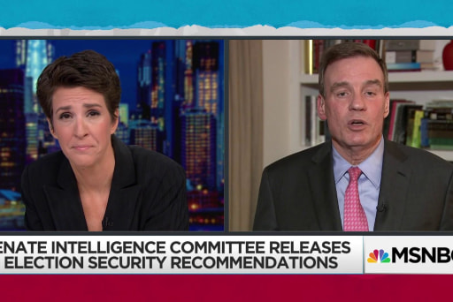 Senate intel moves to secure elections despite Trump indifference