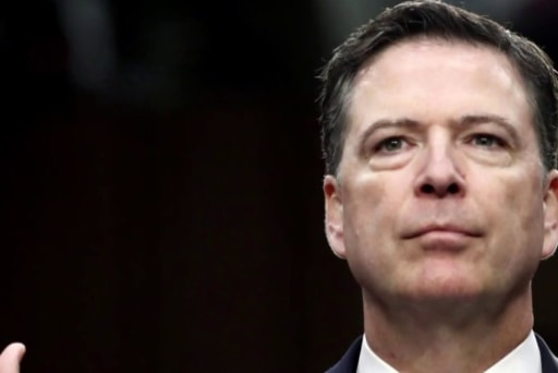 Comey will come out 'hot' on book tour: Axios
