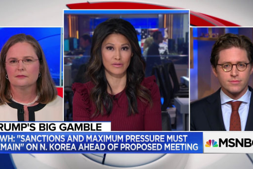 Former ambassador: Kim has most of the cards going in negotiations