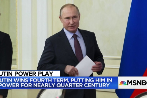Putin continues to consolidate power