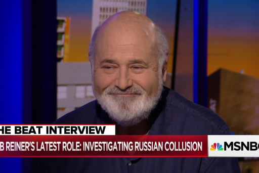 """Rob Reiner: Why """"truth"""" is difficult in the Trump era"""