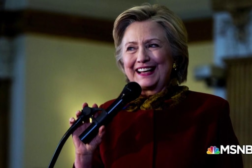 New Hillary Clinton book author on '30 years of sexist attacks'