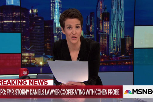 Former Stormy Daniels lawyer cooperating in Michael Cohen probe
