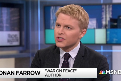 Farrow: US State Department in crisis, but not without hope