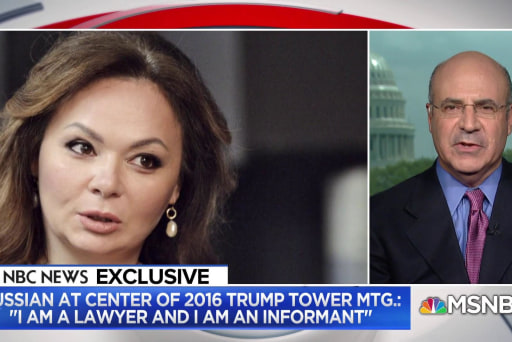 """Russian lawyer: """"I am an informant"""""""