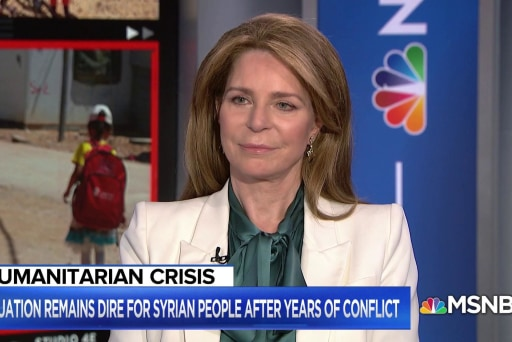 Queen Noor: Key countries hosting refugees need support
