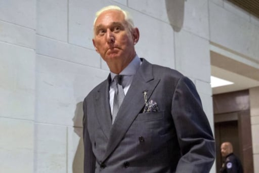 Emails show Roger Stone sought Clinton info from Assange