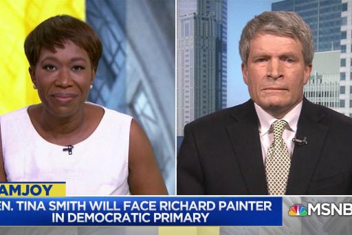 Frequent AM JOY guest Richard Painter runs for U.S. Senate