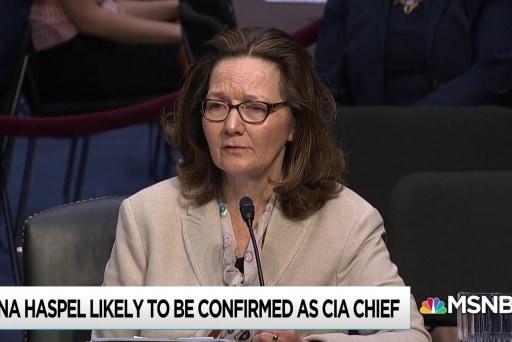 Secret CIA torture report kept from senators ahead of Haspel vote