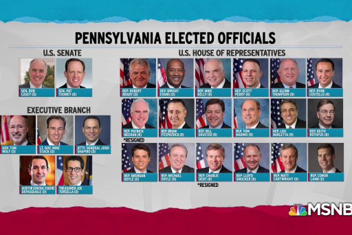 New candidates aim to break up Pennsylvania political fraternity
