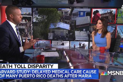 Bethenny Frankel talks disaster relief initiatives in Puerto Rico