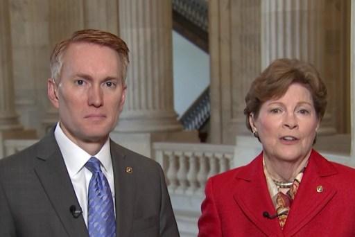 Senators seek to free imprisoned US pastor
