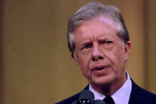 'President Carter' offers first-hand account of WH